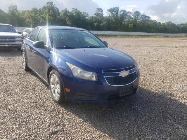 Salvage cars for sale from Copart Theodore, AL: 2012 Chevrolet Cruze LS