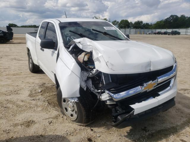 Salvage cars for sale from Copart Newton, AL: 2016 Chevrolet Colorado