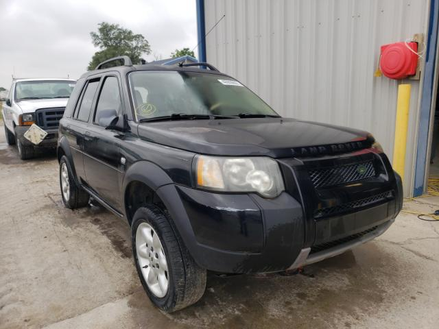 Salvage cars for sale from Copart Sikeston, MO: 2004 Land Rover Freelander