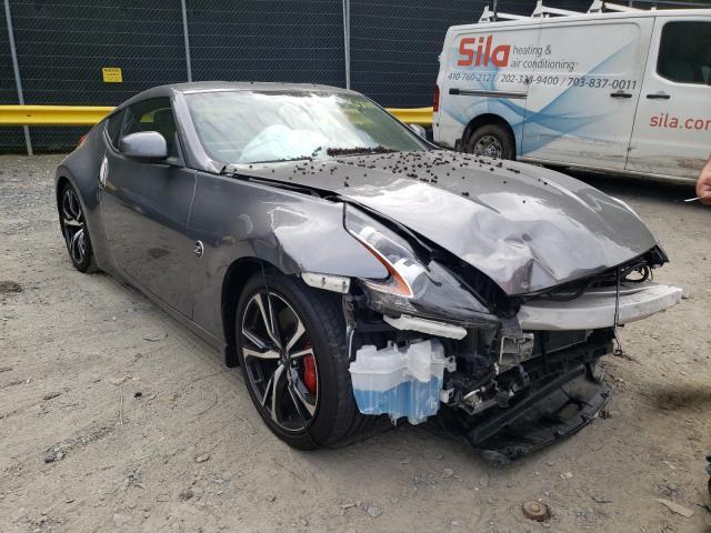 Vehiculos salvage en venta de Copart Waldorf, MD: 2020 Nissan 370Z Base