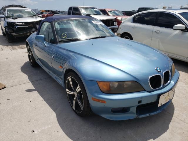 BMW Vehiculos salvage en venta: 1997 BMW Z3 2.8