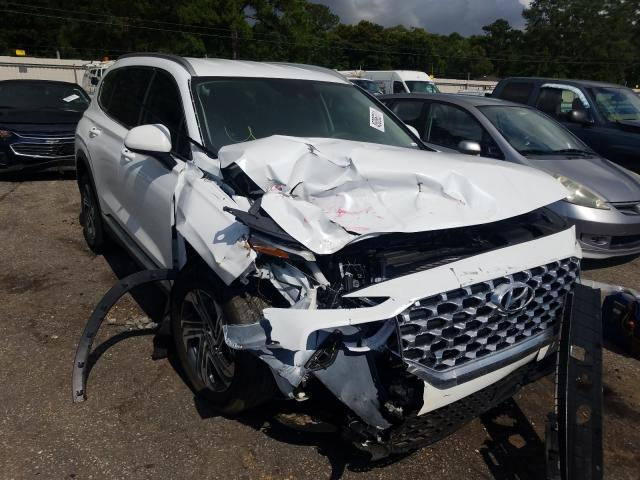 Hyundai Santa FE salvage cars for sale: 2021 Hyundai Santa FE