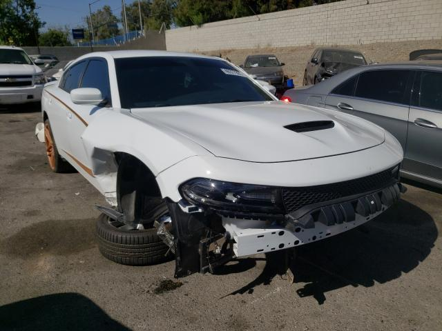 Salvage cars for sale from Copart Colton, CA: 2020 Dodge Charger GT