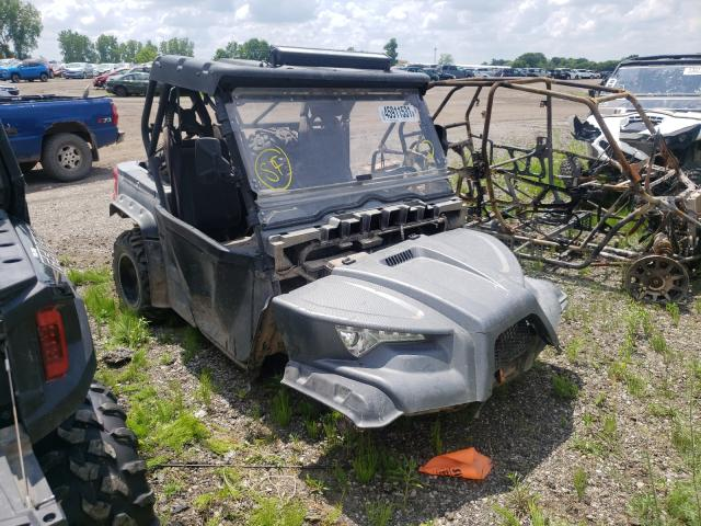 Salvage cars for sale from Copart Davison, MI: 2015 Shan Sidebyside