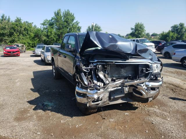 Salvage cars for sale from Copart Baltimore, MD: 2021 Dodge RAM 1500 BIG H