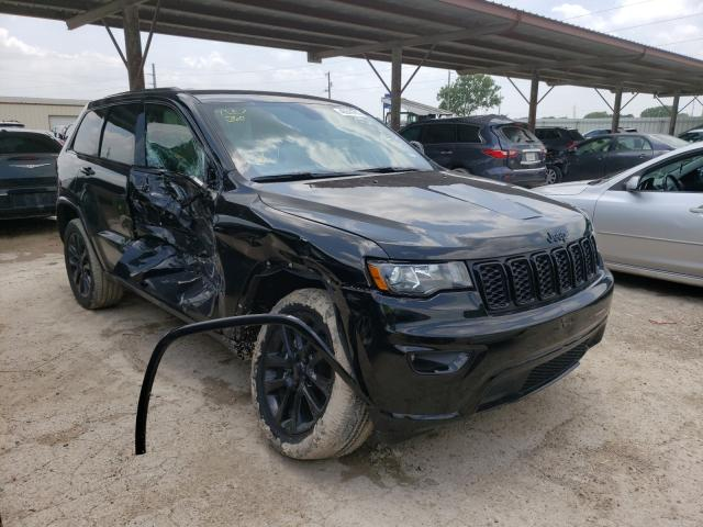 Salvage cars for sale from Copart Temple, TX: 2020 Jeep Grand Cherokee