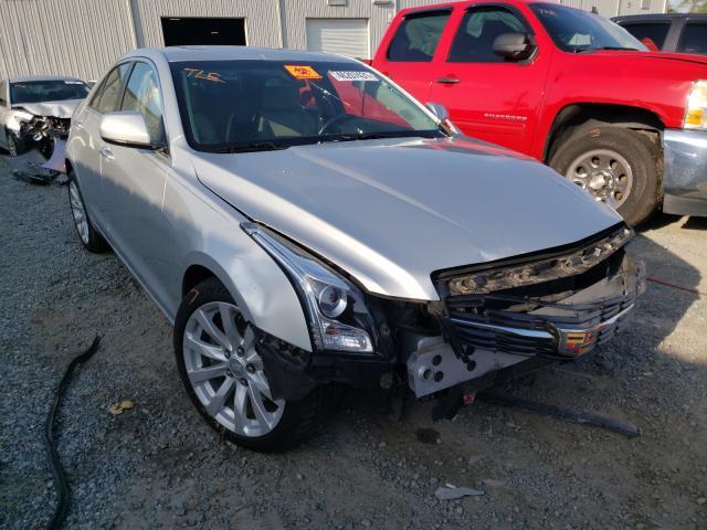 Cadillac ATS salvage cars for sale: 2017 Cadillac ATS