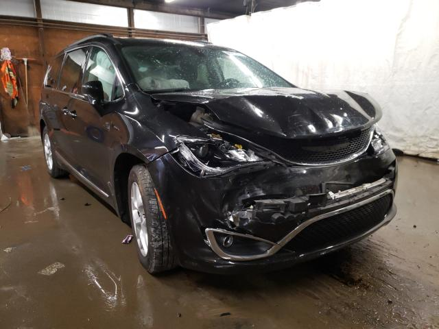 Chrysler salvage cars for sale: 2017 Chrysler Pacifica T