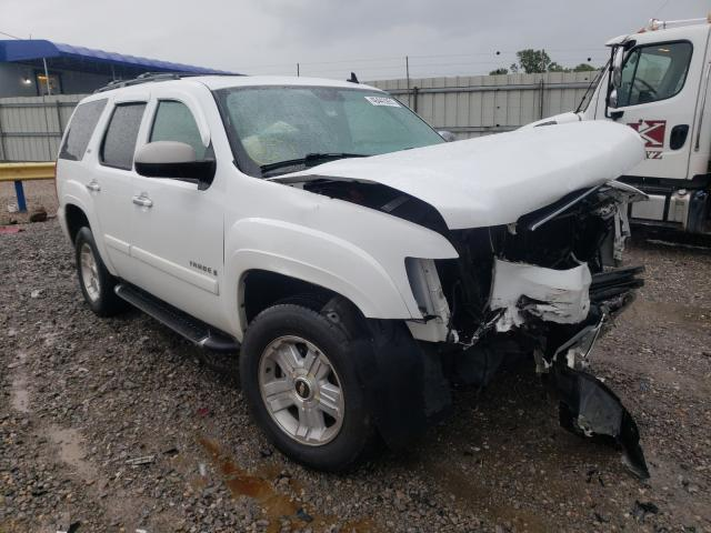 Chevrolet Tahoe salvage cars for sale: 2008 Chevrolet Tahoe