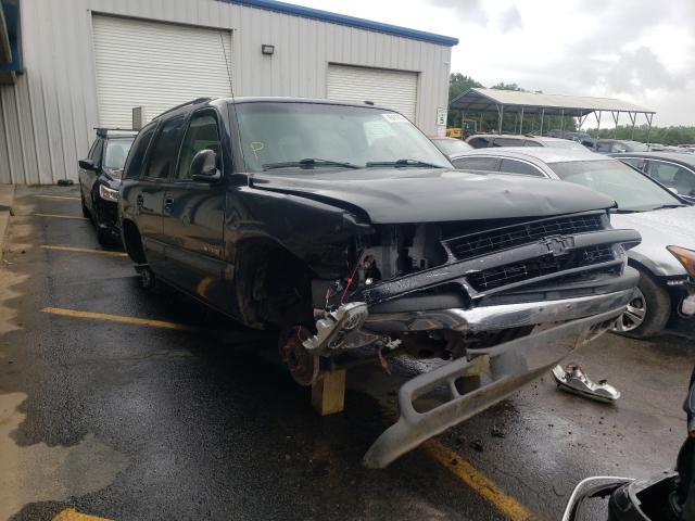 Salvage cars for sale from Copart Austell, GA: 2003 Chevrolet Tahoe C150