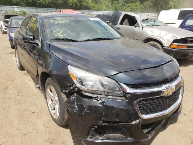Salvage cars for sale from Copart Davison, MI: 2015 Chevrolet Malibu LS