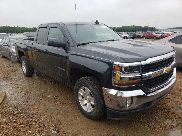 Vehiculos salvage en venta de Copart Memphis, TN: 2017 Chevrolet Silverado