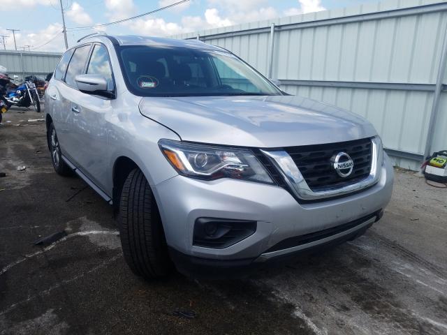 2017 Nissan Pathfinder en venta en Dyer, IN