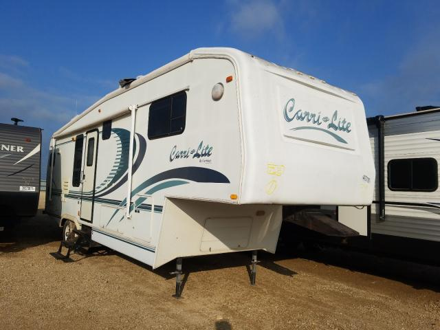 Carry-On salvage cars for sale: 1999 Carry-On Carilite
