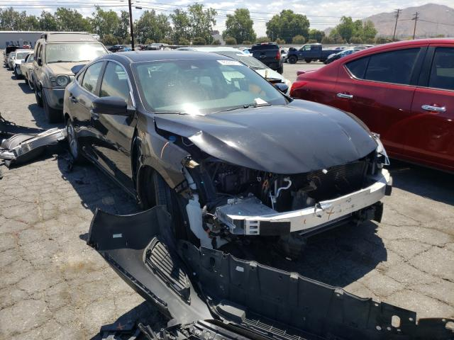 Salvage cars for sale from Copart Colton, CA: 2020 Honda Insight EX