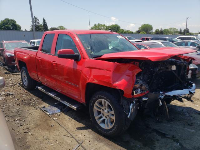 Salvage cars for sale from Copart Cudahy, WI: 2018 Chevrolet Silverado