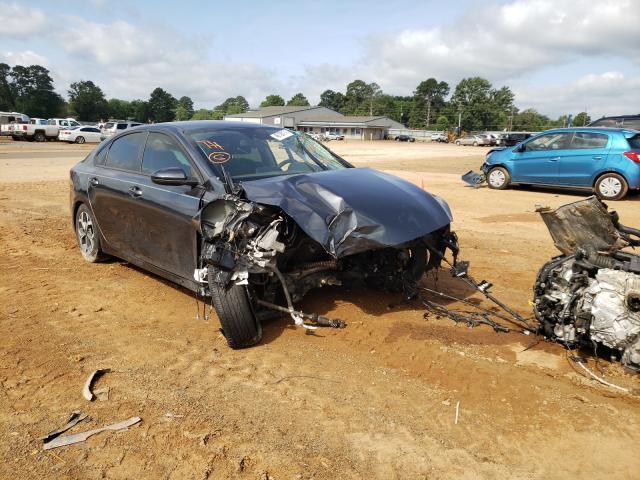 Vehiculos salvage en venta de Copart Longview, TX: 2019 KIA Forte FE