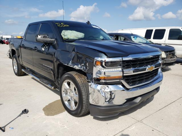 Salvage cars for sale from Copart New Orleans, LA: 2017 Chevrolet Silverado