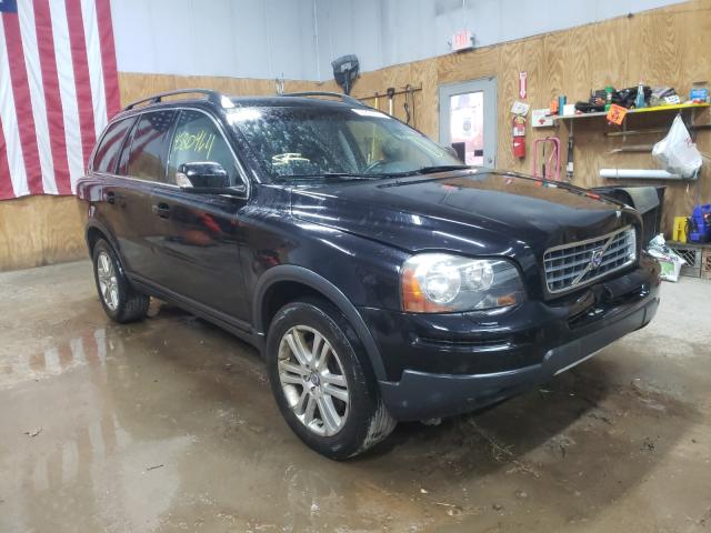 Salvage cars for sale from Copart Kincheloe, MI: 2009 Volvo XC90 3.2