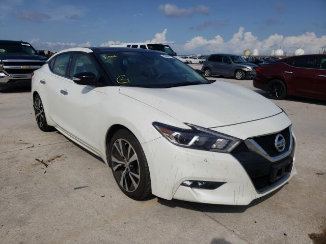 Salvage cars for sale at New Orleans, LA auction: 2018 Nissan Maxima 3.5