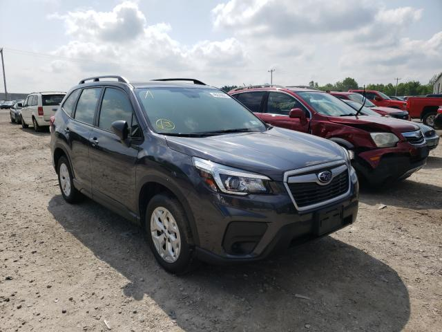 Salvage 2019 SUBARU FORESTER - Small image. Lot 45576621