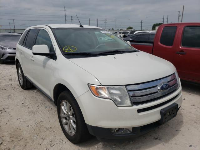 Vehiculos salvage en venta de Copart Haslet, TX: 2010 Ford Edge SEL