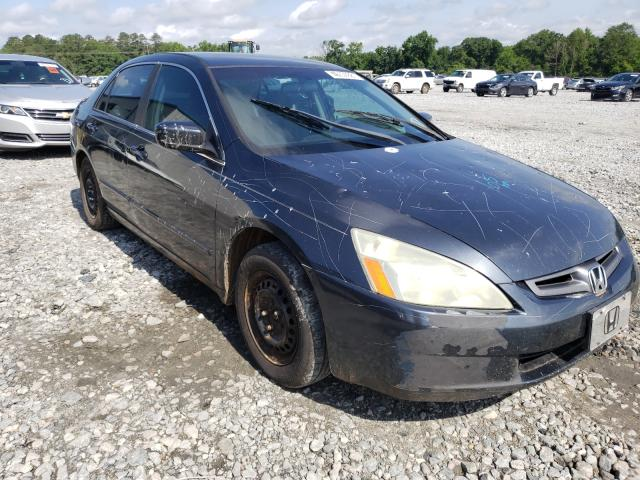 Salvage cars for sale from Copart Byron, GA: 2005 Honda Accord LX