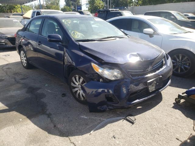 Salvage cars for sale from Copart Colton, CA: 2013 Toyota Corolla BA