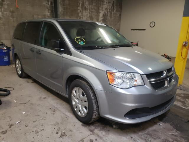 Salvage cars for sale from Copart Chalfont, PA: 2019 Dodge Grand Caravan