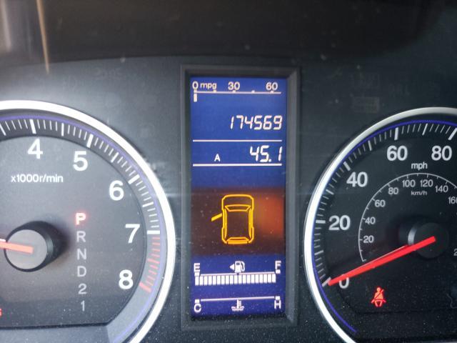 2011 HONDA CR-V SE 5J6RE4H41BL012631