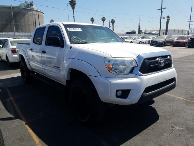 Vehiculos salvage en venta de Copart Wilmington, CA: 2015 Toyota Tacoma DOU