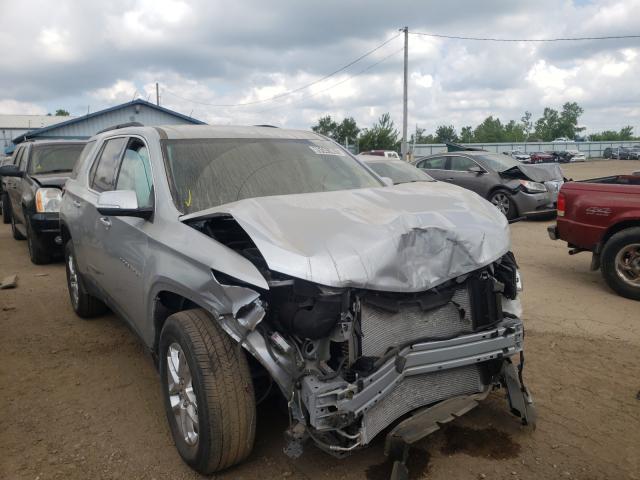 Vehiculos salvage en venta de Copart Pekin, IL: 2020 Chevrolet Traverse L