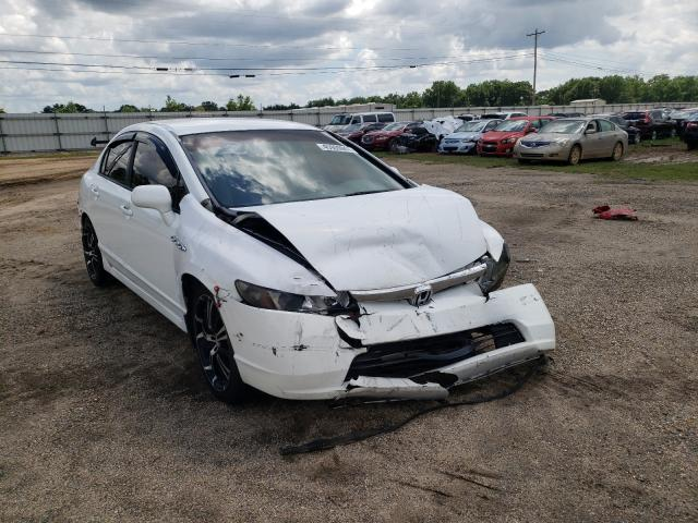 Salvage cars for sale from Copart Newton, AL: 2007 Honda Civic LX