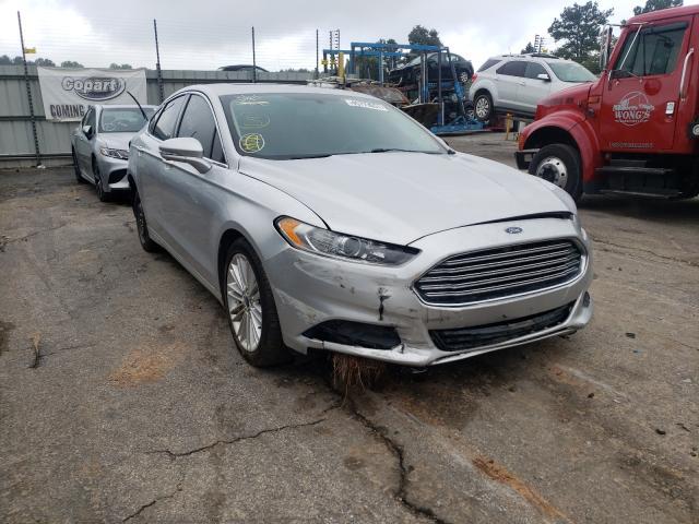 Vehiculos salvage en venta de Copart Austell, GA: 2015 Ford Fusion SE