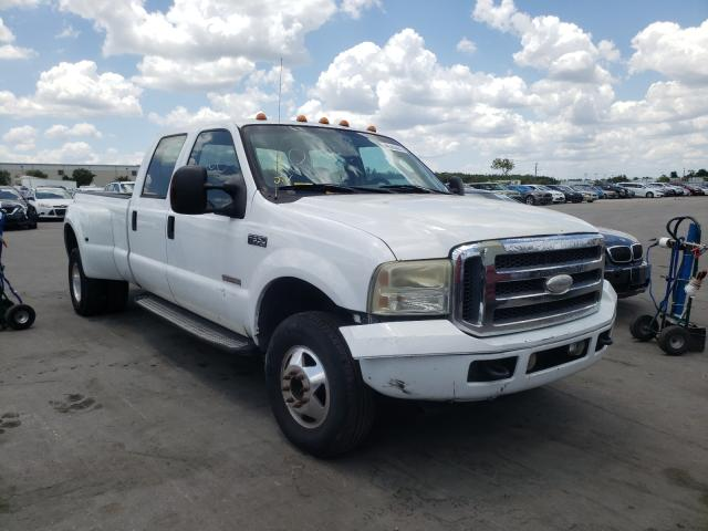 Salvage trucks for sale at Orlando, FL auction: 2004 Ford F350 Super