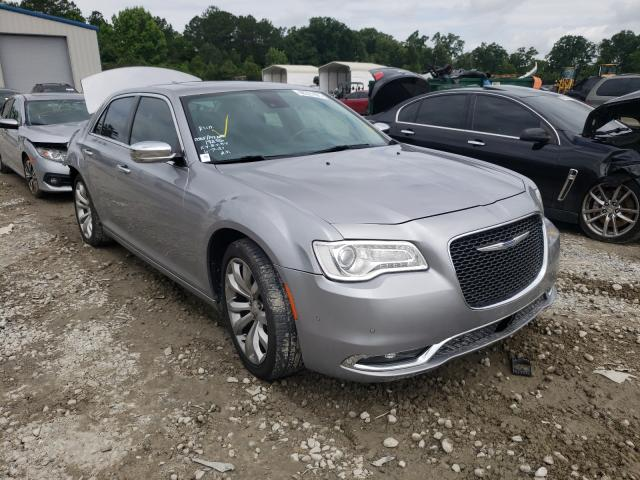 Salvage cars for sale from Copart Ellenwood, GA: 2017 Chrysler 300C