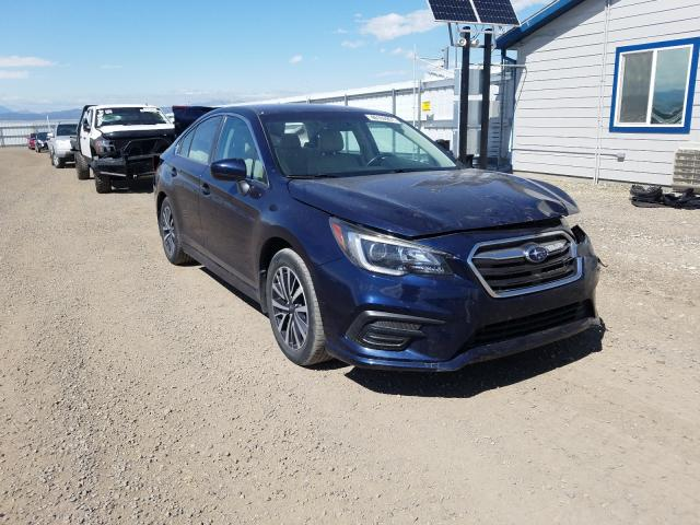 Salvage cars for sale from Copart Helena, MT: 2018 Subaru Legacy 2.5