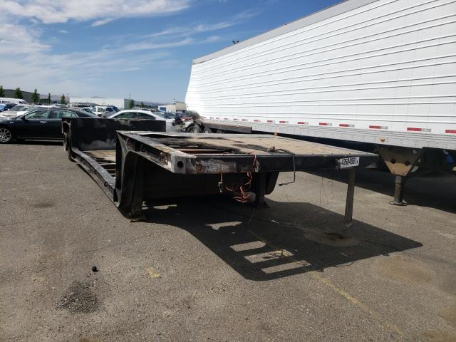 Salvage cars for sale from Copart Pasco, WA: 2015 Dion Trailer