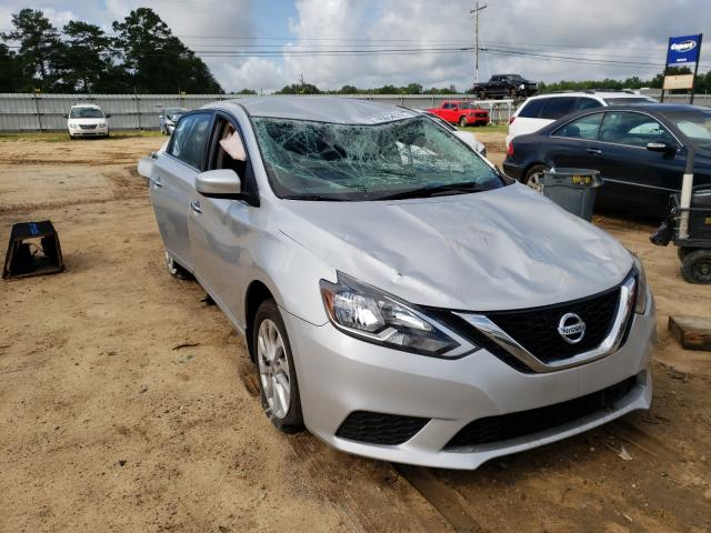 Salvage cars for sale from Copart Newton, AL: 2018 Nissan Sentra S