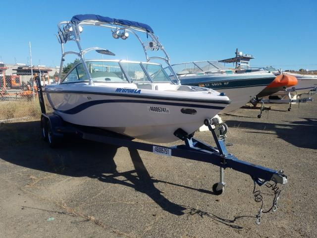 Salvage cars for sale from Copart Sacramento, CA: 2006 Correct Craft Boat