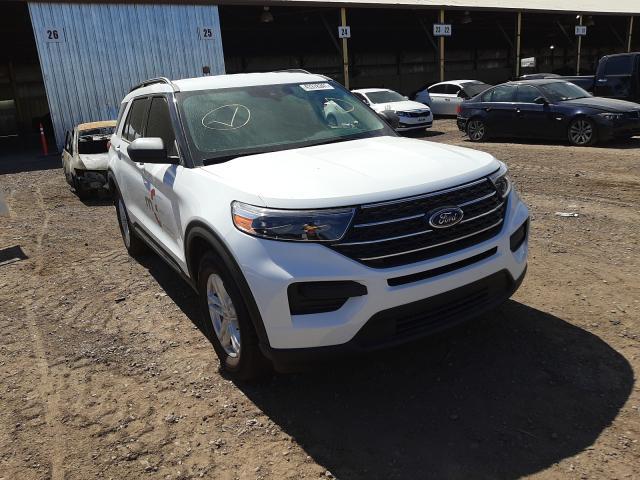 2020 Ford Explorer X en venta en Phoenix, AZ