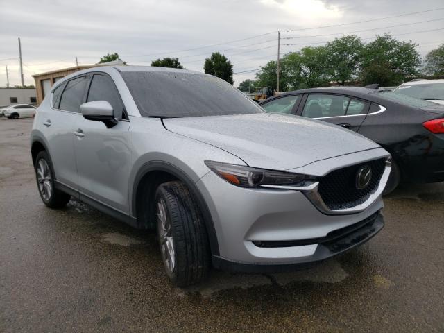 Mazda salvage cars for sale: 2020 Mazda CX-5 Grand Touring
