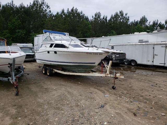 Bayliner Boat salvage cars for sale: 1983 Bayliner Boat