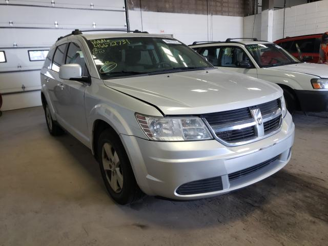 Salvage cars for sale from Copart Blaine, MN: 2009 Dodge Journey SX