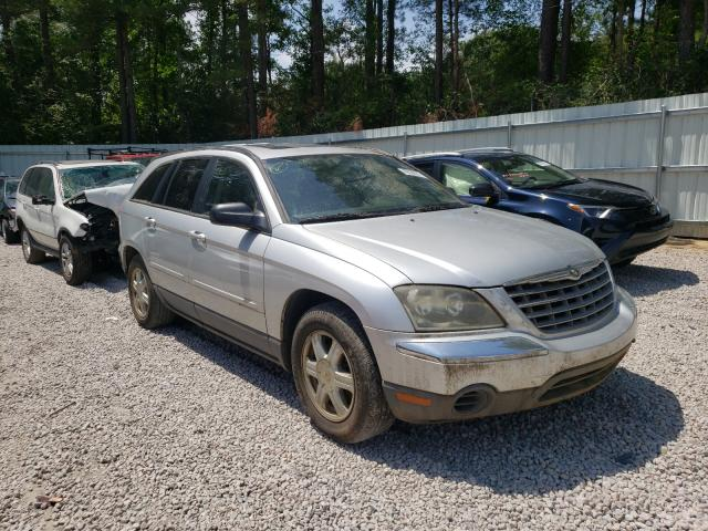 Salvage cars for sale from Copart Knightdale, NC: 2005 Chrysler Pacifica T
