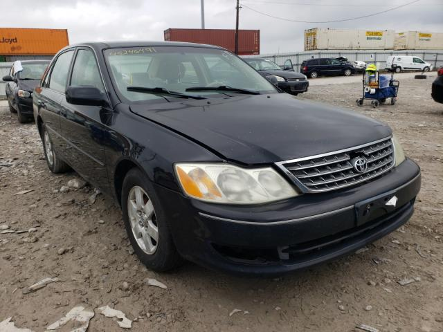 Salvage cars for sale from Copart Columbus, OH: 2004 Toyota Avalon XL
