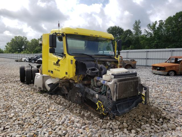 Salvage trucks for sale at Montgomery, AL auction: 2017 Volvo VN VNL