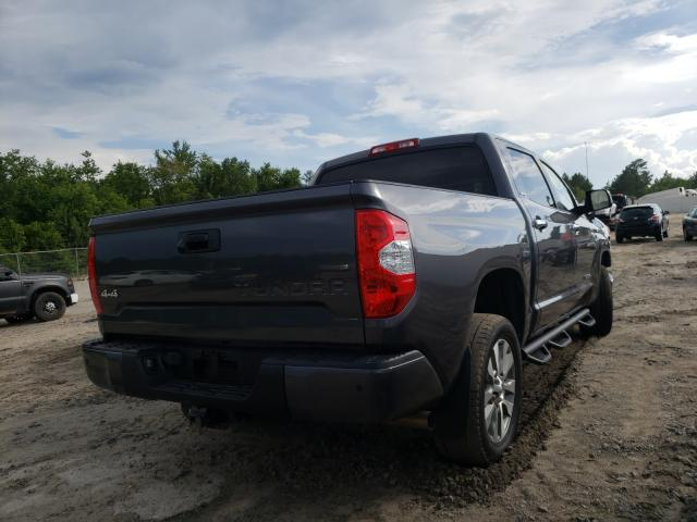 2017 Toyota Tundra Cre 5.7L, VIN: 5TFHW5F1XHX622722, аукцион: COPART, номер лота: 45891871