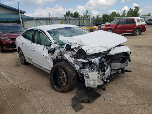Salvage cars for sale from Copart Pekin, IL: 2017 Buick Lacrosse E