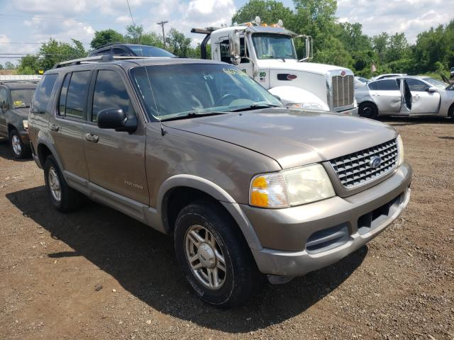 Ford Explorer salvage cars for sale: 2002 Ford Explorer